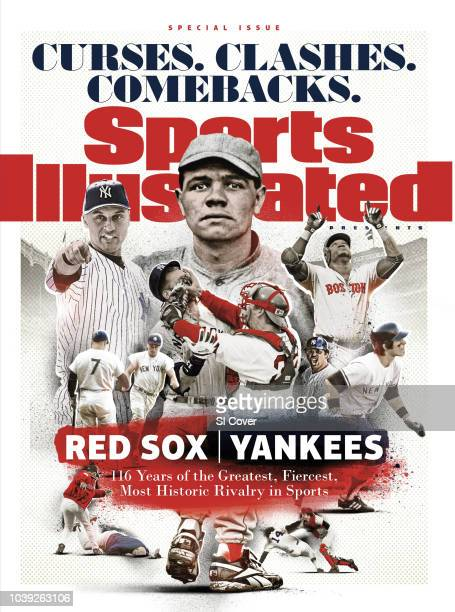 September 13 2018 Sports Illustrated via Getty Images Presents Cover Photo Illustration by The Sporting Press Photographs by Simon Bruty...