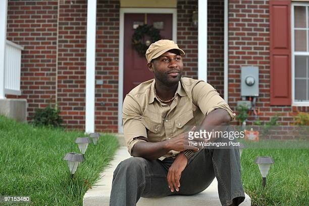 September 16 2009 PLACE Washington DC PHOTOGRAPHER jahi chikwendiu/twp Brandon Frazier who lives in Washington DC borrowed $18000 from a peertopeer...