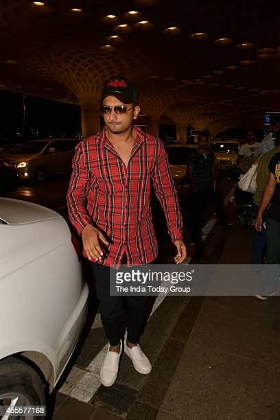 Honey Singh leaving for US for the promotion of his upcoming movie Happy New Year for a schedule of 15 days