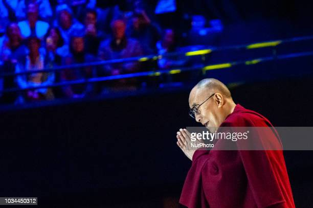 September 16th Rotterdam The Dalai Lama Nobel Peace Prize laureate and spiritual leader of the Tibetan people is visiting The Netherlands at the...