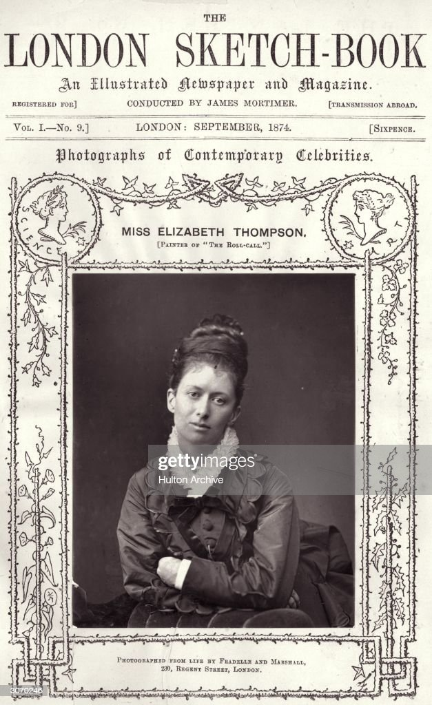 Elizabeth Butler : News Photo