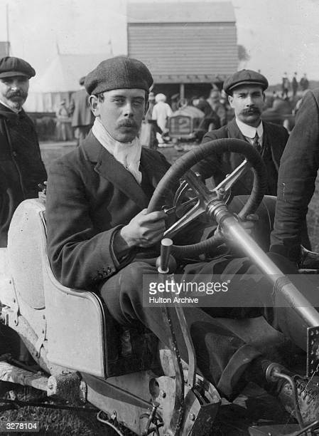 K LeeGuinness at the Four Inch Race Isle of Man Guinness later reached 133 mph in a Sunbeam 350 V12 in 1922