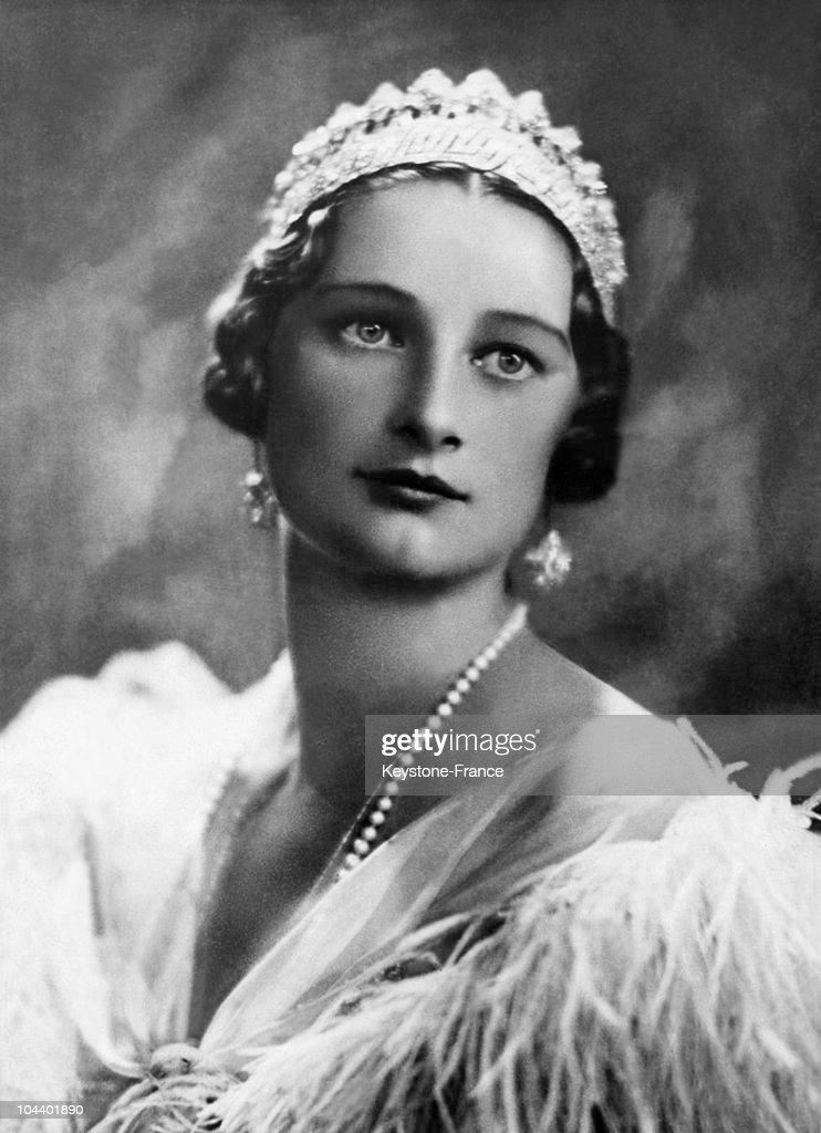 Queen Astrid Of Belgium In 1933 : News Photo