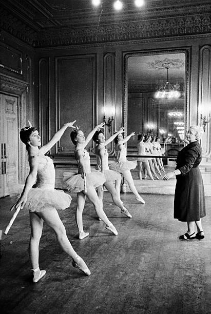 Ballet Class Wall Art