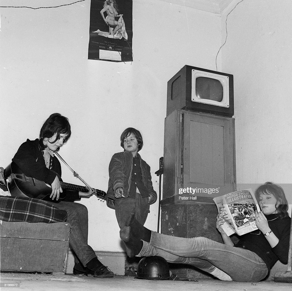 Chilling Out : News Photo