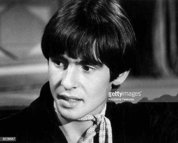 Manchesterborn Davy Jones the only English member of the Monkees