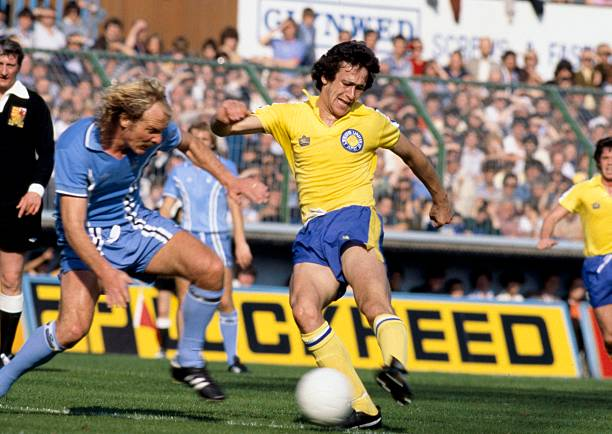 football coventry v leeds 1978 pictures getty images. Black Bedroom Furniture Sets. Home Design Ideas