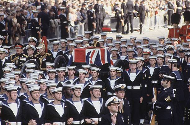GBR: 27th August 1979 - 40 Years Since Lord Mountbatten Killed By An IRA Bomb