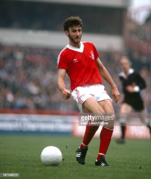 20 September 1980 Football League Division One Nottingham Forest v Leicester City Garry Birtles of Forest