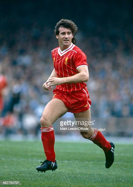 18 September 1982 English Football League Division One Swansea City v Liverpool Craig Johnston of Liverpool