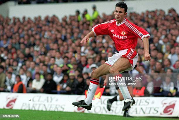 September 1991 English Football League Division One, Tottenham Hotspur v Manchester United, Ryan Giggs of United.