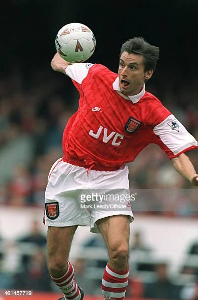 18 September 1994 FA Premier League Football Arsenal v Newcastle United Alan Smith
