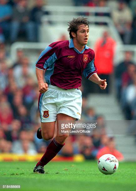 27 September 1997 FA Premiership West Ham United v Liverpool Frank Lampard of West Ham