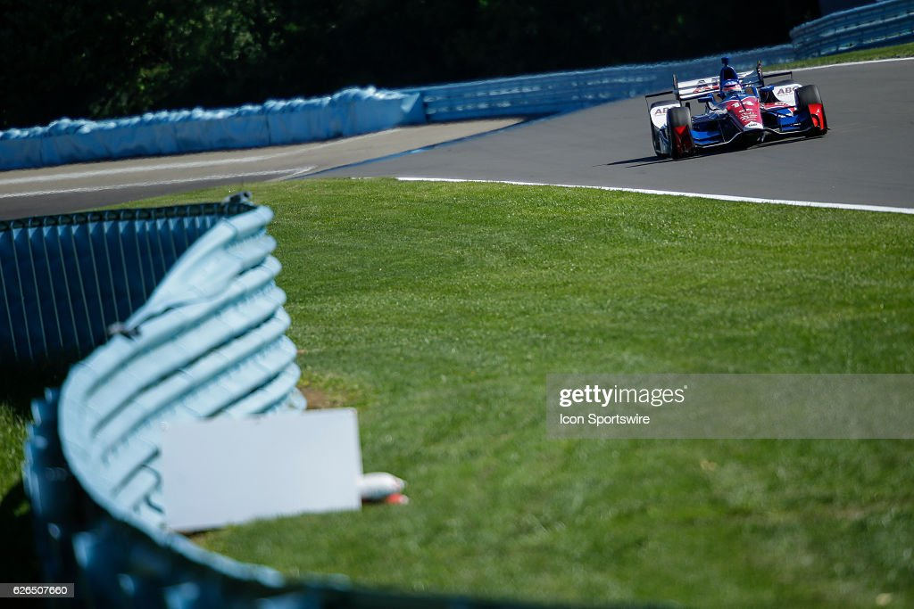 AUTO: SEP 02 Indycar Grand Prix at the Glen : News Photo