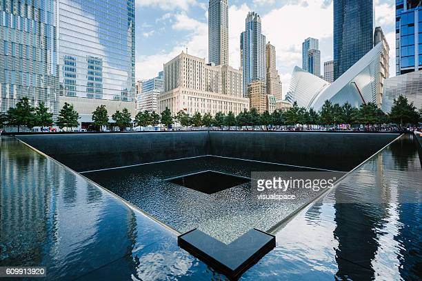 11 September 2001 Memorial in New York