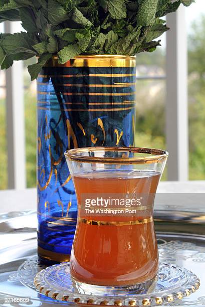 September 2008 CREDIT Katherine Frey / TWP Germantown MD Ramandan break the fast food called Eid alFitr chai tea