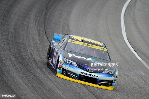practice session for the AFibStorycom 400 at ChicagoLand Speedway Joliet Il