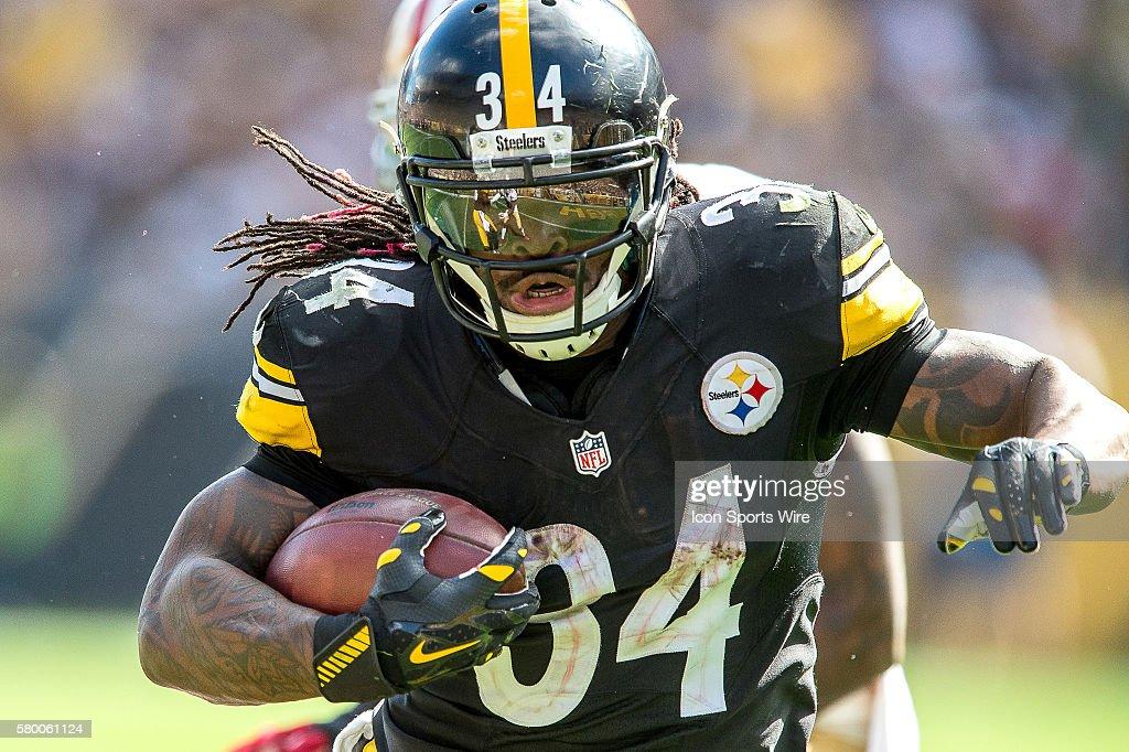 NFL: SEP 20 49ers at Steelers : ニュース写真