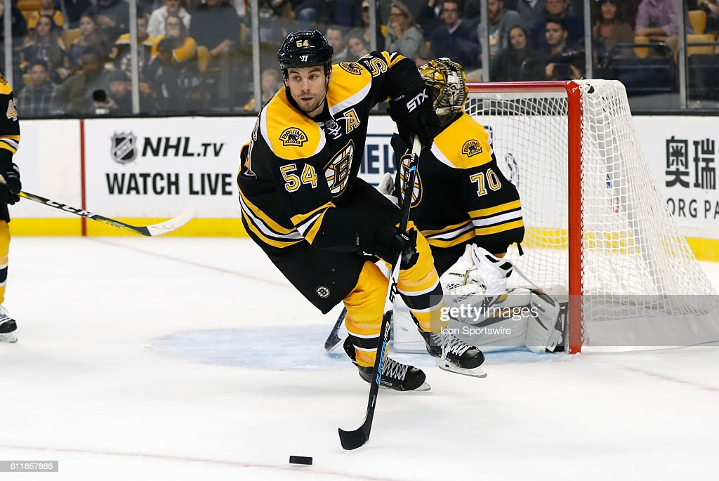 NHL: SEP 28 Preseason - Red Wings at Bruins : News Photo