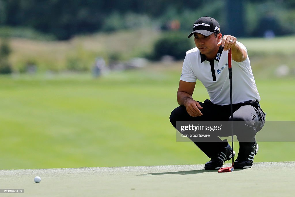 GOLF: SEP 02 PGA - Deutsche Bank Championship - First Round : News Photo