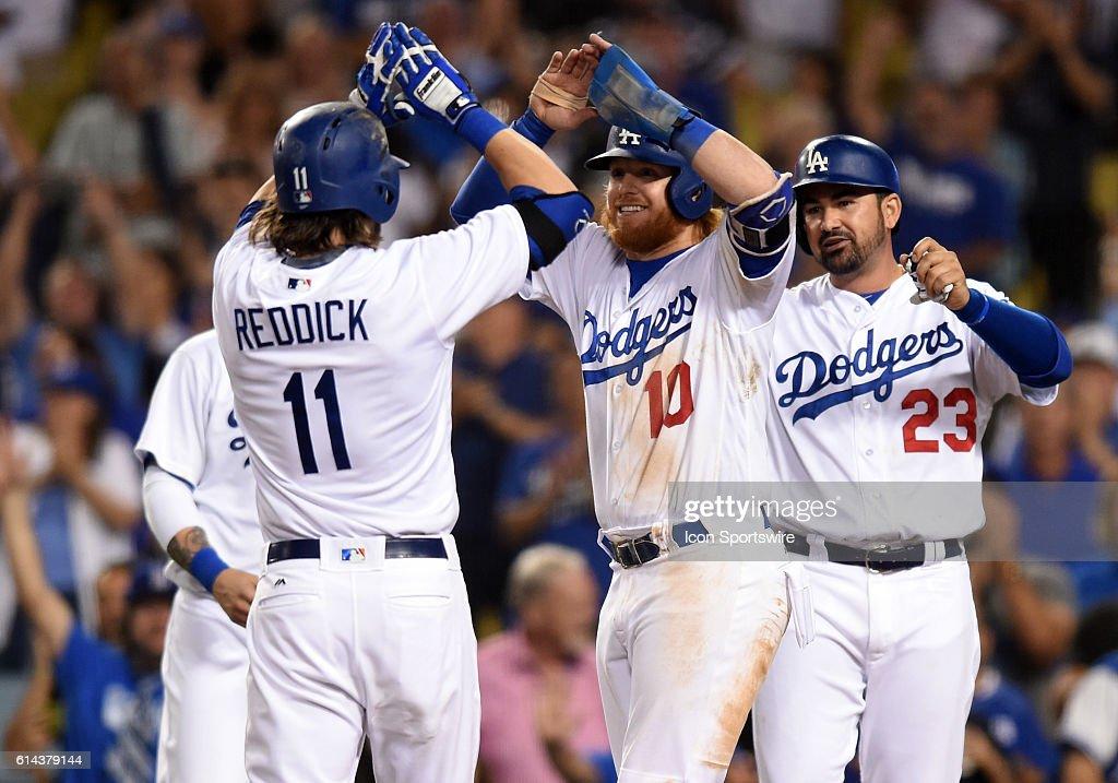 low priced b9667 0ab07 Los Angeles Dodgers Right field Josh Reddick [8259] is ...