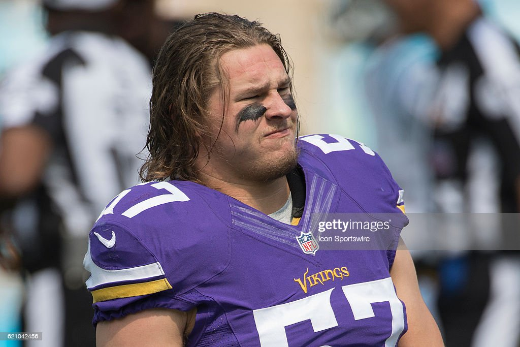 NFL SEP Vikings At Panthers Pictures Getty Images - Audie cole