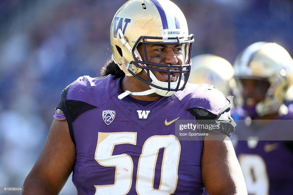NCAA FOOTBALL: SEP 10 Idaho at Washington : News Photo