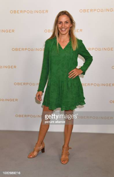 The actress Annika Blendl can be seen at the Grand Opening of Munich's new splendid mile in the Oberpollinger Photo Felix Hörhager/dpa
