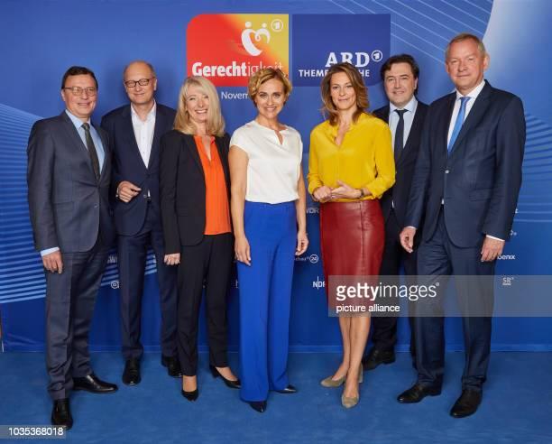 Volker Herres Programme Director First German Television Joachim Knuth NDR Programme Director Radio Sabine Klein Deputy EditorinChief ndrde Caren...