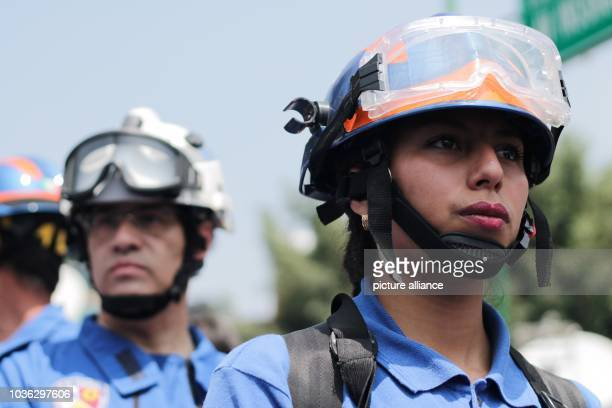 Rescue teams will participate in an event for the victims of the earthquakes of 19 September 1985 and 2017 A year ago an earthquake of 71 magnitude...