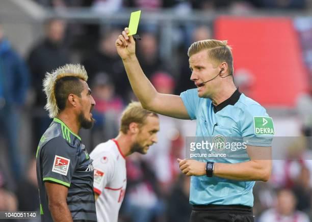 25 September 2018 North RhineWestphalia Cologne Soccer 2nd Bundesliga 1st FC Cologne FC Ingolstadt 04 7th matchday in RheinEnergie Stadium...