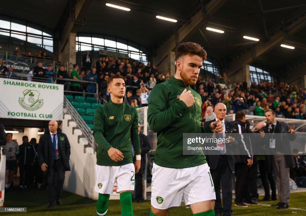 Republic of Ireland v Armenia - UEFA European U21 Championship Qualifier Group 1 : News Photo