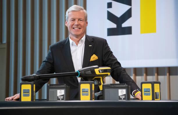 DEU: Kaercher Introduces Battery Platform