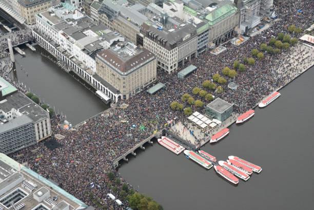 DEU: Global Climate Strike In Germany