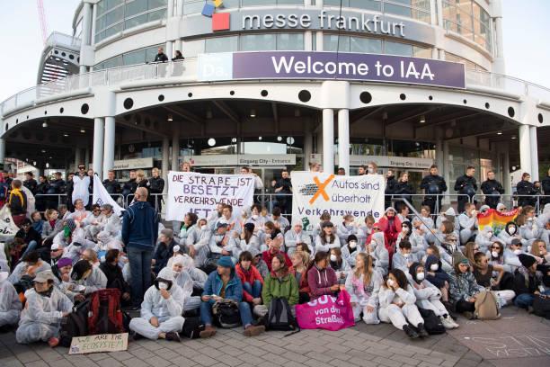 DEU: Demonstrations Against IAA
