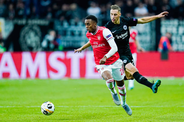 DEU: Europa League Eintracht Frankfurt - FC Arsenal