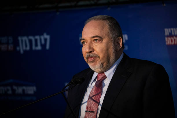ISR: Avigdor Liberman Press Conference