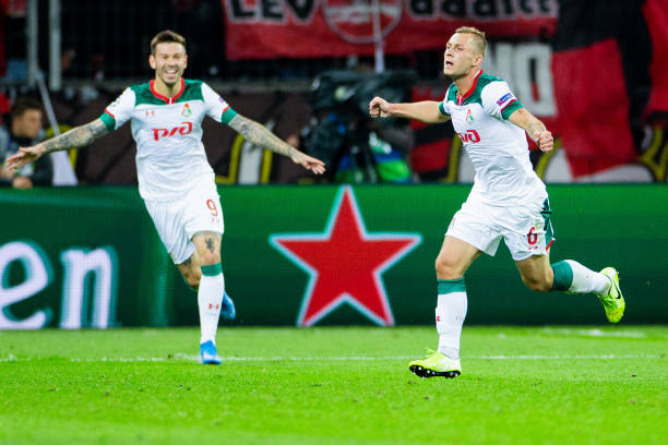 DEU: CL Bayer Leverkusen - Locomotive Moscow