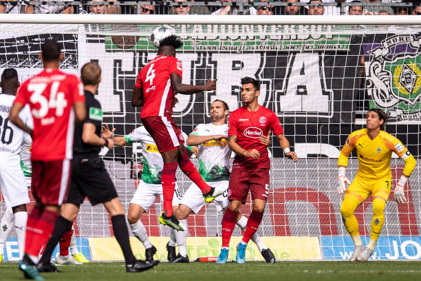 DEU: Bundesliga Borussia Moenchengladbach - Fortuna Duesseldorf