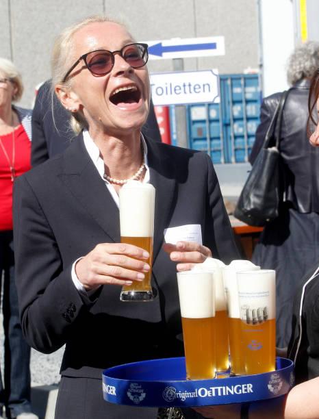 DEU: Oettinger Brewery Commissions New Pressure Tanks