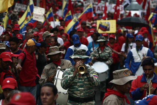 VEN: Protest In Venezuela