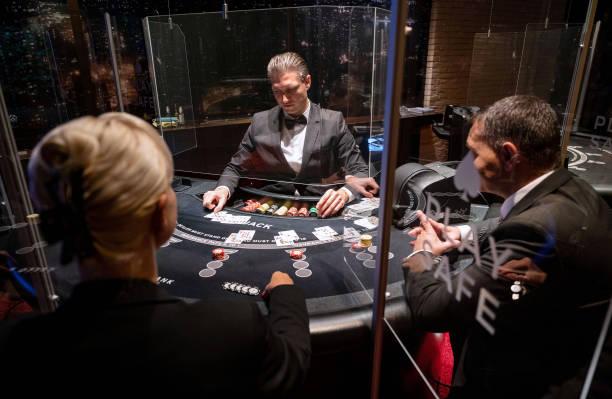 DEU: Casino Stuttgart