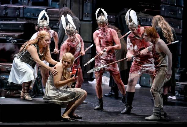 DEU: Rehearsal - The Valkyrie