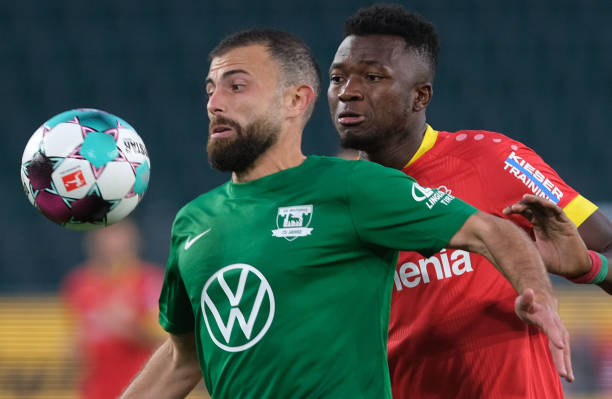 DEU: Bundesliga VfL Wolfsburg - Bayer Leverkusen