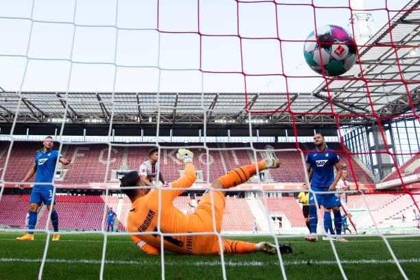 DEU: Bundesliga 1. FC Cologne - 1899 Hoffenheim