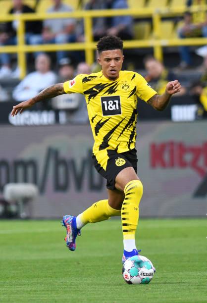DEU: Bundesliga Borussia Dortmund - Borussia Moenchengladbach