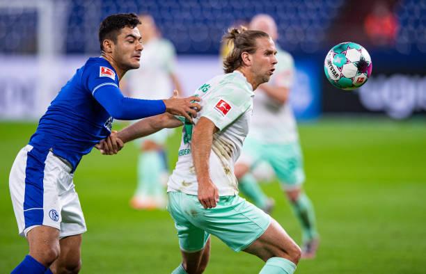 DEU: Bundesliga Schalke 04 - Werder Bremen