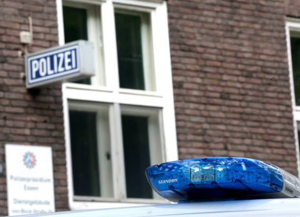 DEU: Right-Wing Extremism Accusations Against Police Officers In North Rhine-Westphalia