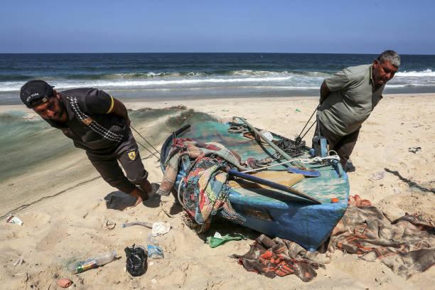 GZA: Fishermen In Rafah