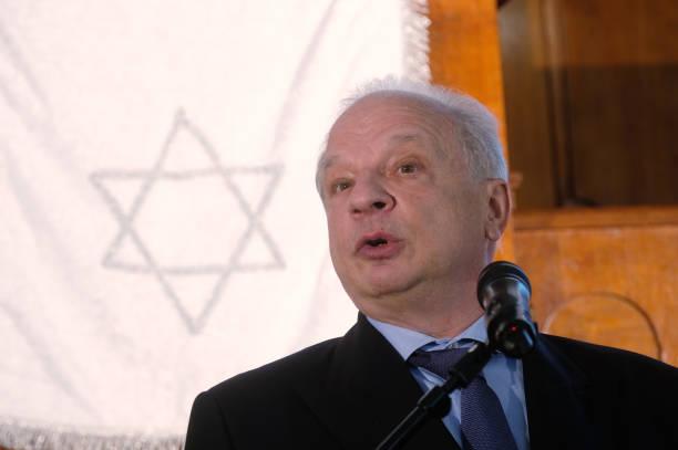 DEU: Representative Of The Jewish World Congress In Halle